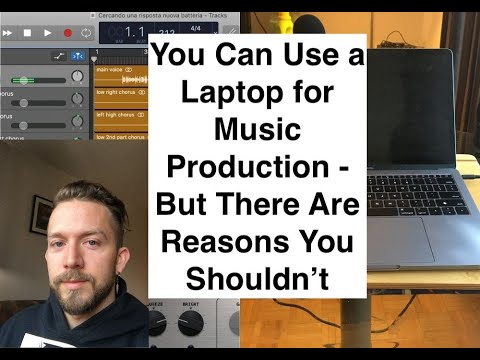 Can You Produce Music on a Laptop?