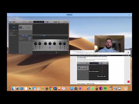 Making A Podcast With Garageband (The Easiest Way Imaginable)