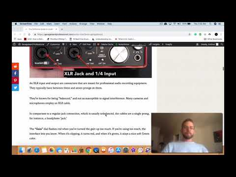 The Guide To Audio Interfaces For Garageband