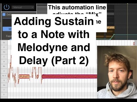 How to Add Sustain to a Note (Part 2)