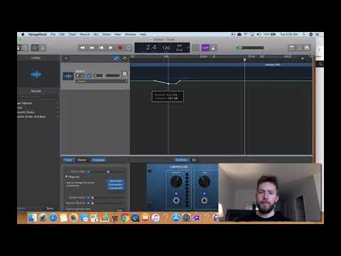 Eliminating Finger Squeaks in Acoustic Guitar Recordings Garageband