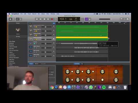 How To Separate The Drums For Mixing In Garageband