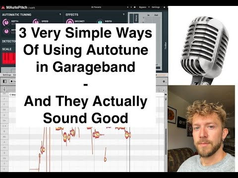 How To Use Autotune In Garageband