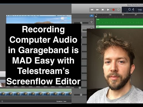 How To Record Computer Audio in Garageband