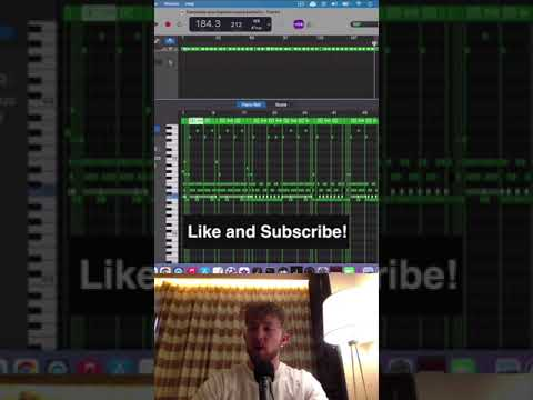 A Simple But EFFECTIVE Tip For Mixing Drums in Garageband #Shorts