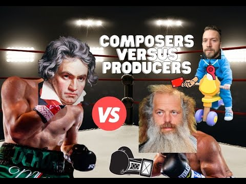 What's the Difference Between a Music Producer and a Composer