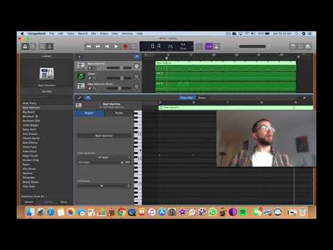 Using The Quantizer Function In Garageband