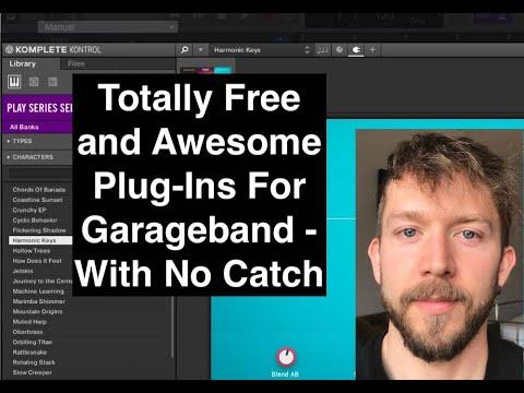 Komplete Start - The Best Plugins For Garageband