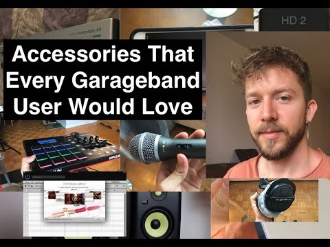 The Best Accessories For Garageband Users