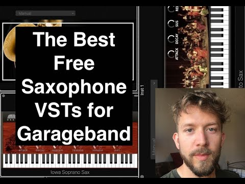 Saxophone for Garageband (How To Use It & Where To Find It)