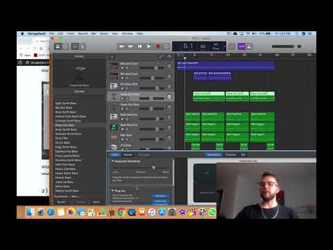 How To Make Boutique 808s in Garageband