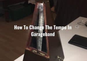 Tempo Garageband (Finished)