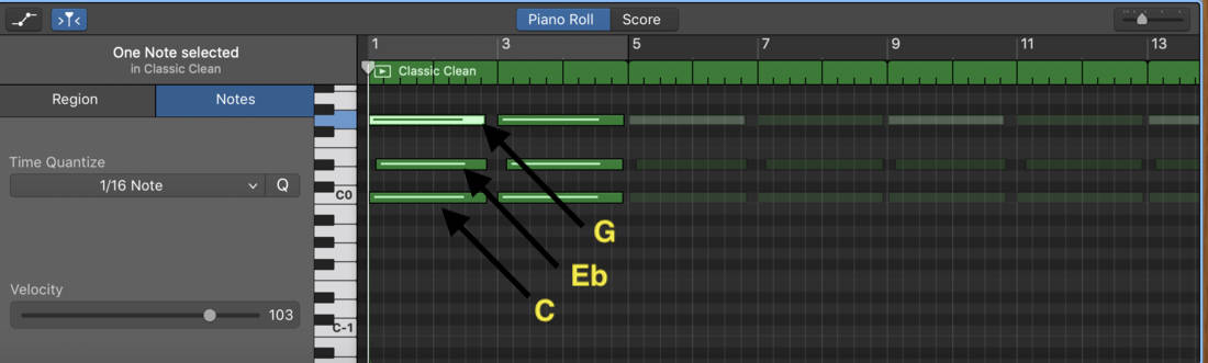 1 (Edited) How To Make A Trap Beat in Garageband