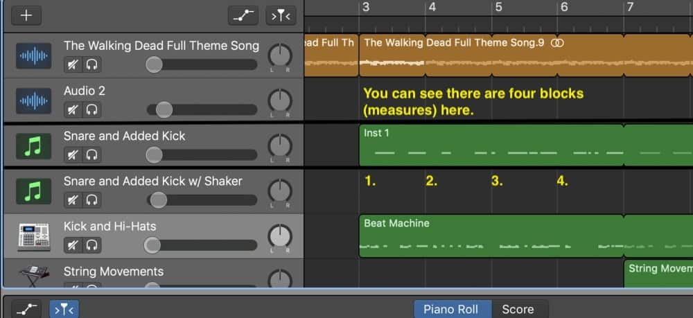 17 (Edited) Tutorial For Garageband