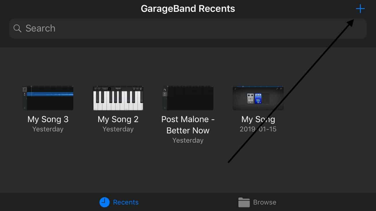 1 (Edited) Ringtones in Garageband