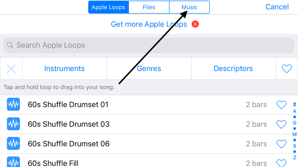 5 (Edited) Garageband Ringtones