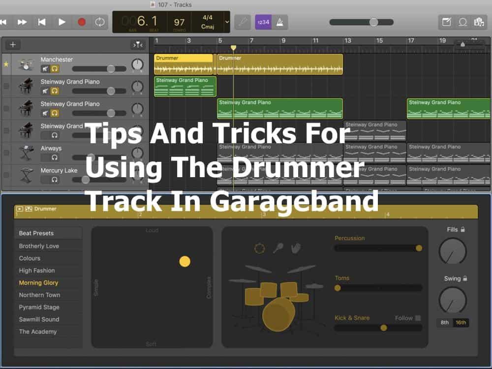 Drummer Track (Edited)