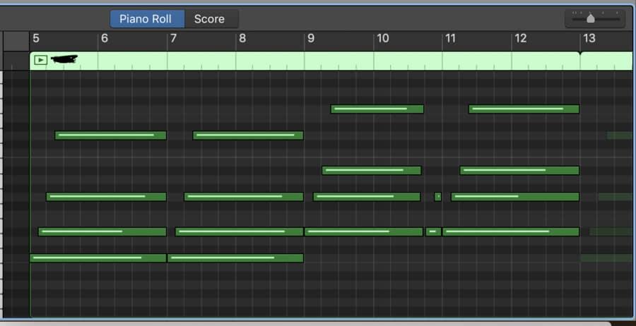 Jazz Organ Chord Beats Progression (Edited)