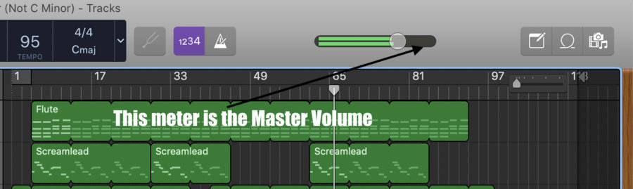 Master Volume Beats (Edited)
