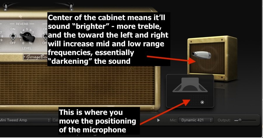 Microphone Positionning Amp Designer (Edited)