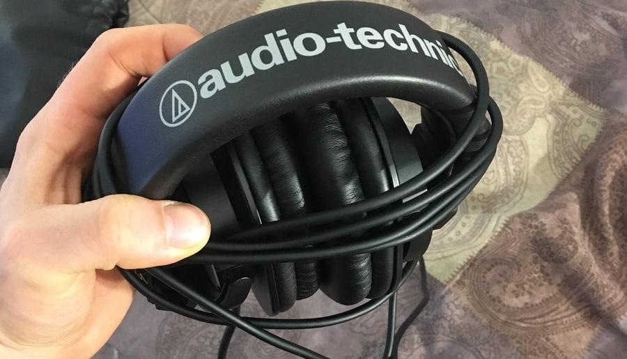 Audio Technica Headphones (Edited)