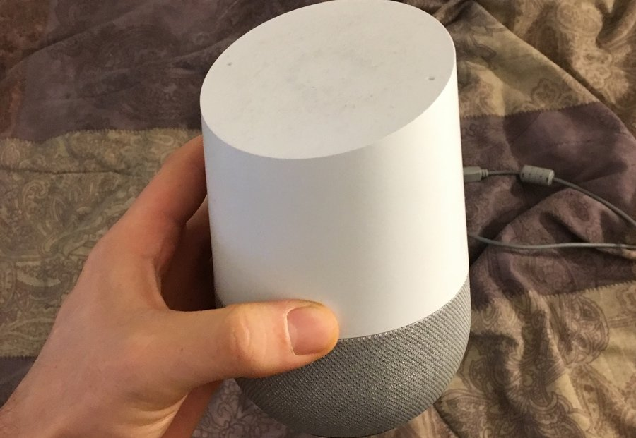 Google Home Products (Edited)