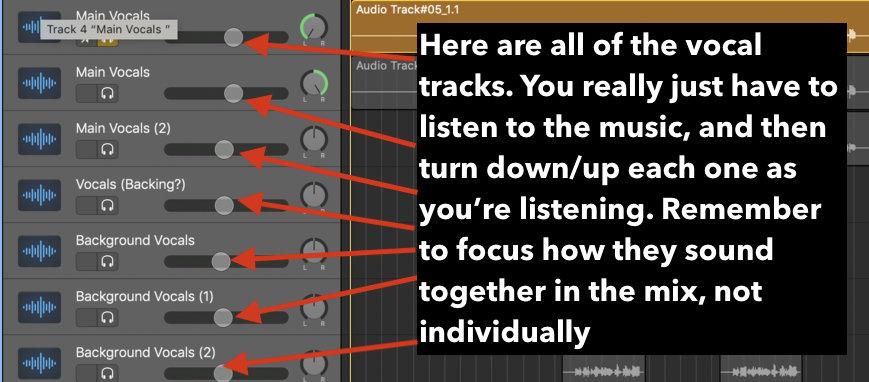 6 Set The Volume Mix Vocals (Edited)