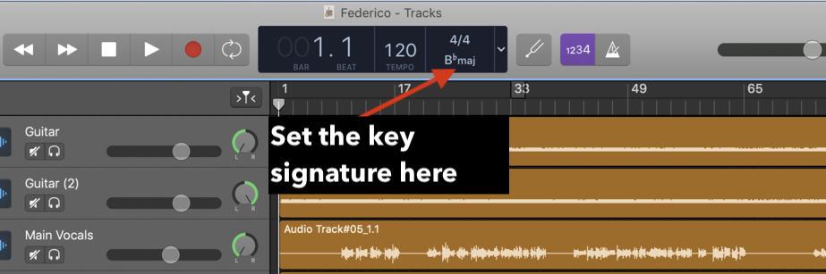 8 Key Signature Mix Vocals (Edited)
