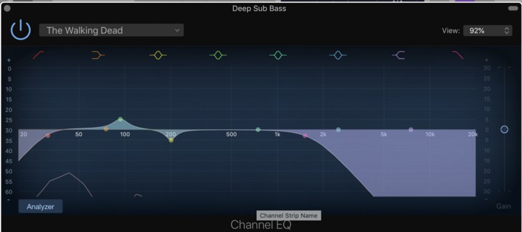 Low Pass EQ