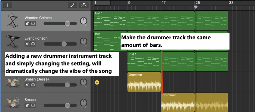 Drummer-Track-How-To-Write-A-Song-