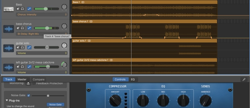 11-Stereo-Automation in Garageband-Delay-Right-Edited