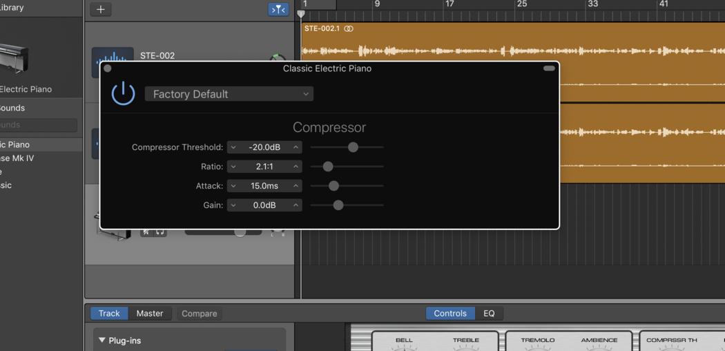 2-Logic-Compressor-Edited-can you use garageband professionally