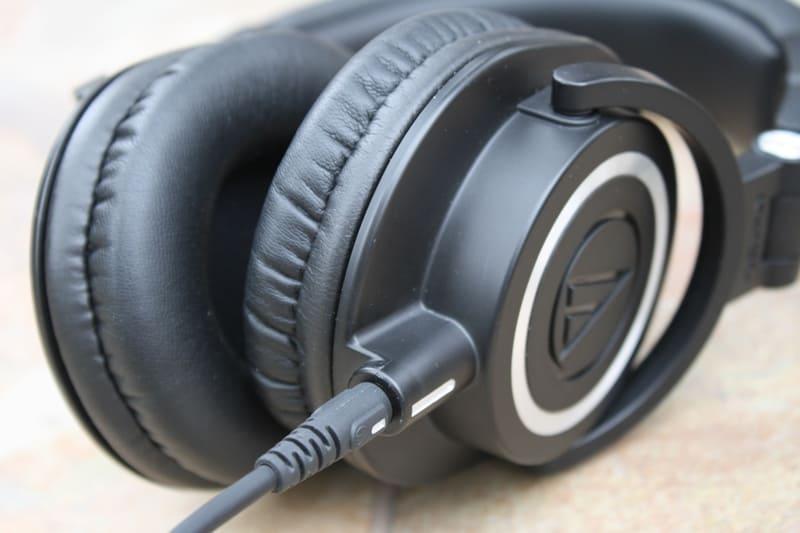 Best Headphones For Garageband Users Audio-Technica-ATX-M50x