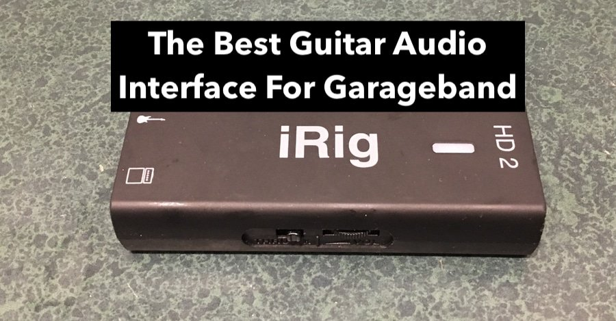 Display Main Guitar Audio interfaces