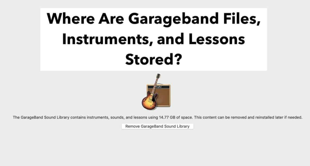 Where Are Garageband Files Stored (1)