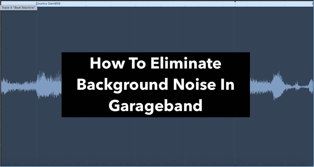 1 Background Noise Display