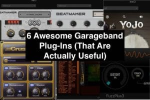 6 Awesome Garageband Plug-Ins (That Are Actually Useful)
