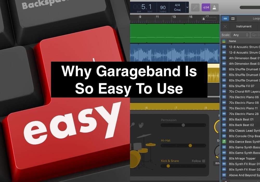 Easy To Use Garageband (Edited)
