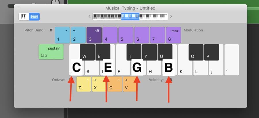 CMajor7-Edited Xylophone
