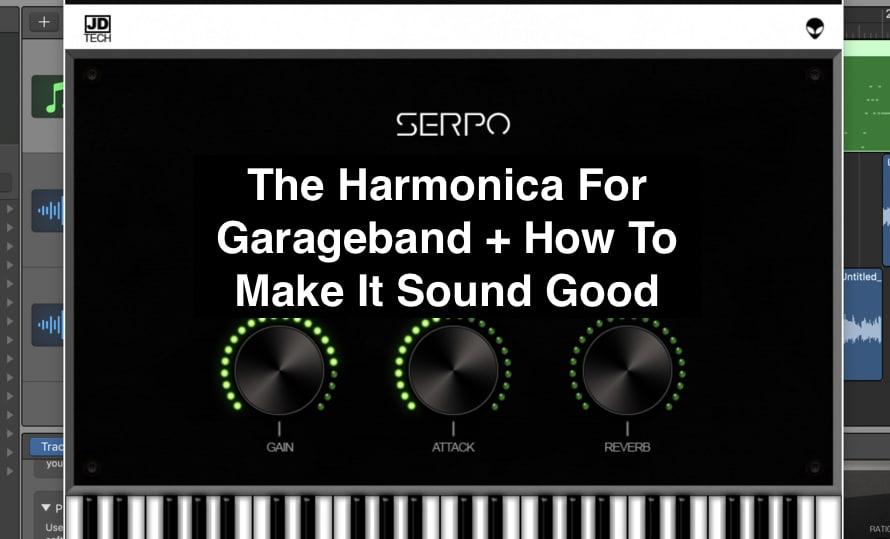 Serpo's Harmonica (Edited)