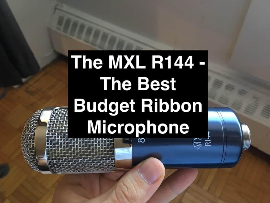 MXL R144 Display Image (Edited)