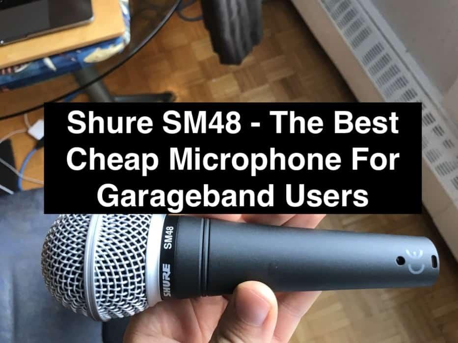 Shure SM48 Main Pic (Edited)