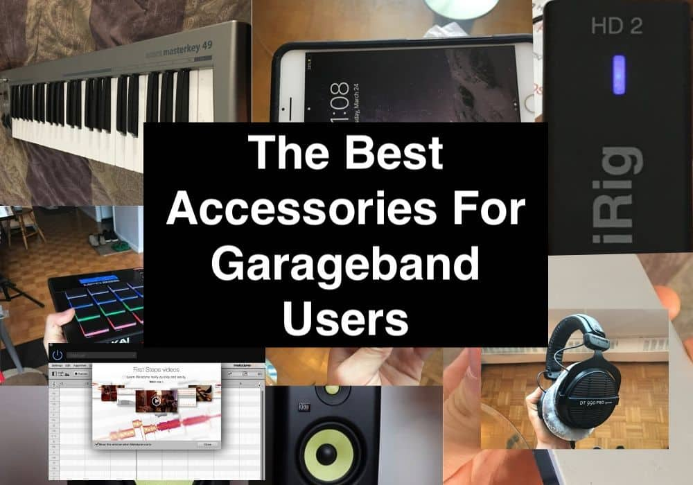 The Best Accessories For Garageband Users (Edited)