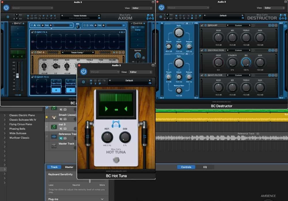 Blue Cat Audio's Axe Pack (Bigger) - Recommended Products Page