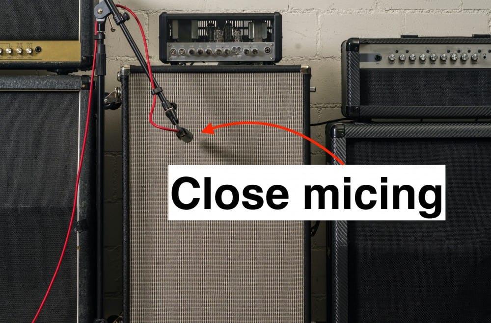 Close Micing