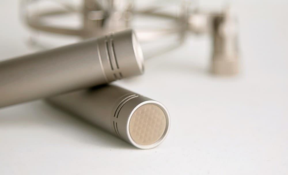Small-Diaphragm-Microphones
