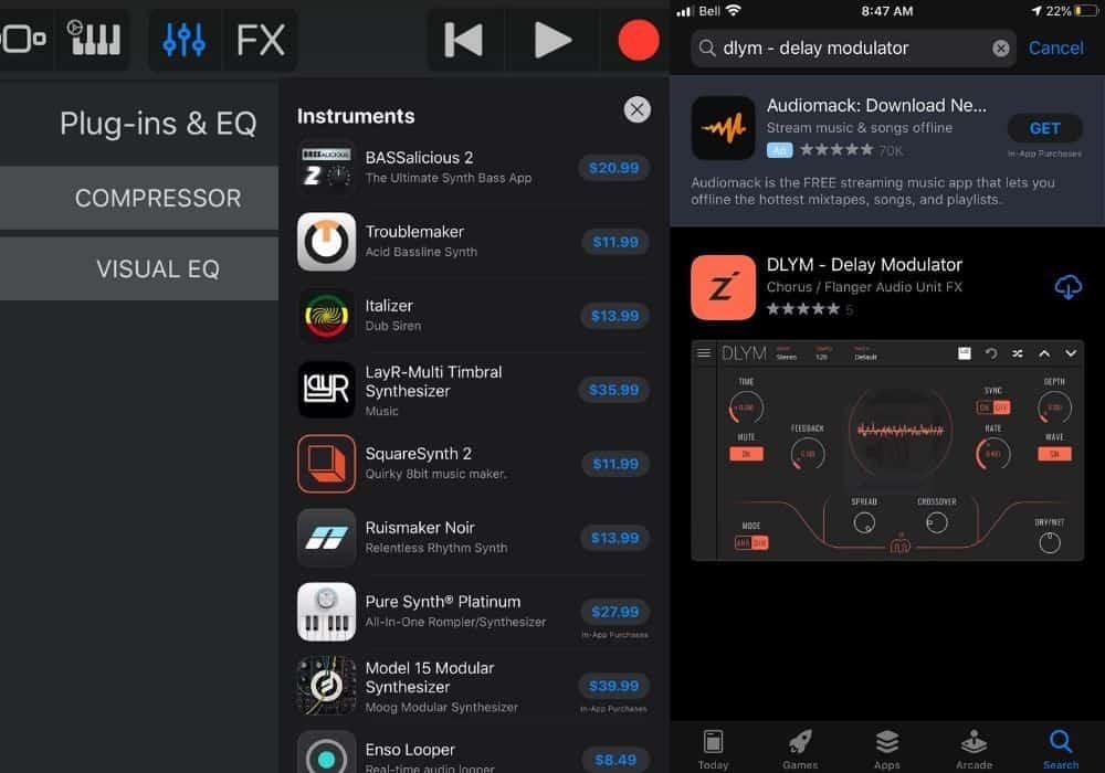 How To Add Plug-Ins To Garageband iOS