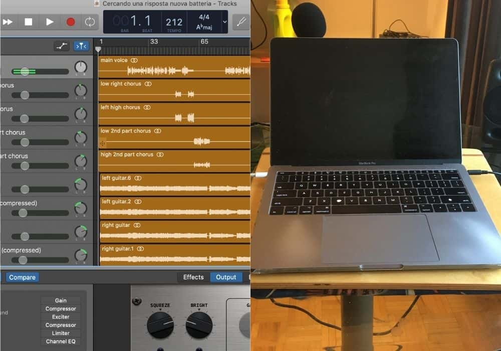 Can You Produce Music on a Laptop