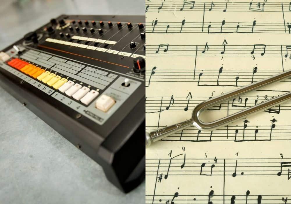 How to Tune 808s in Garageband