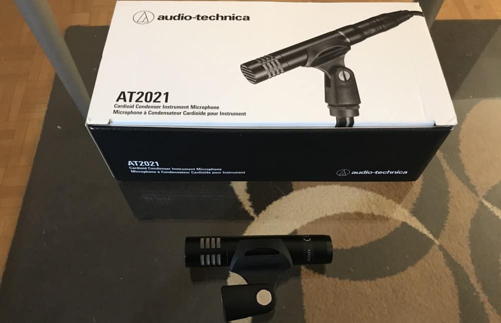 Audio Technica AT2021 Main Image